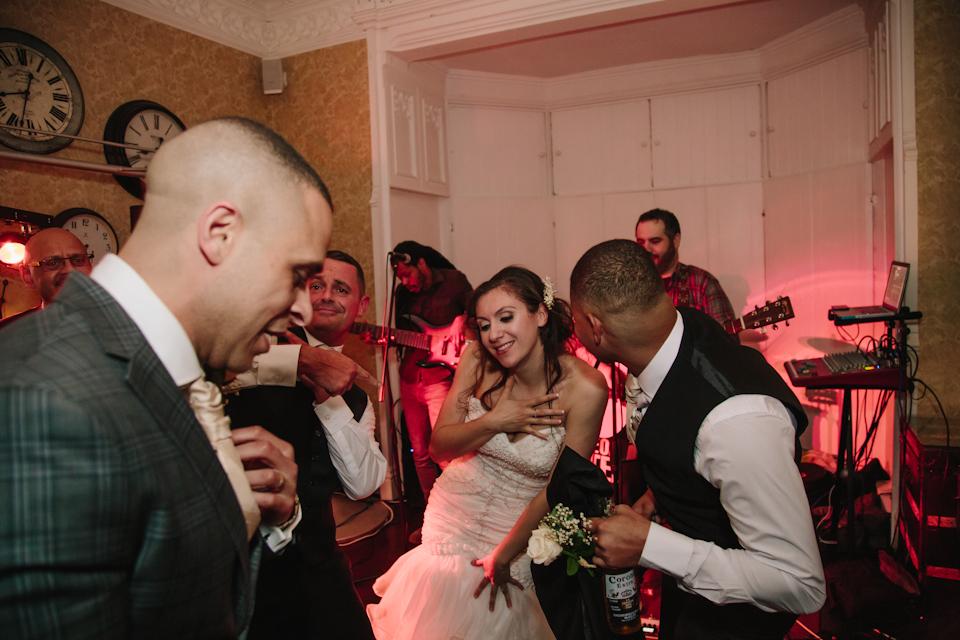 Didsbury House Hotel Wedding Rebekah Ricci