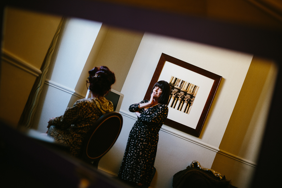 Wedding photographer midland hotel